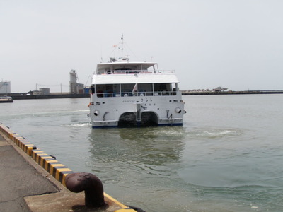 粟島汽船きらら (1)