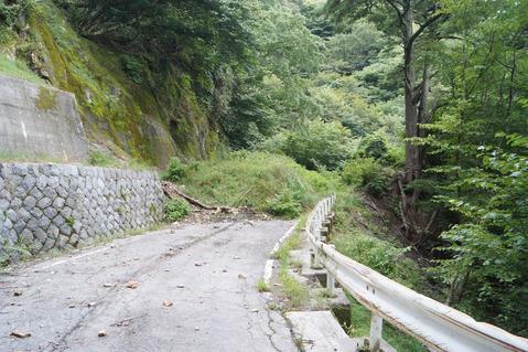 旧鳥坂トンネル7