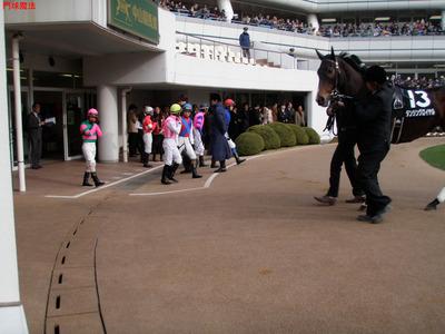 中山競馬場 (7)
