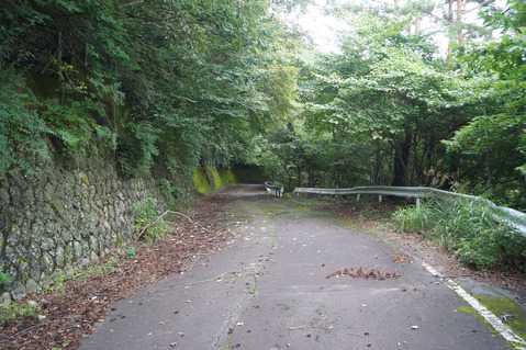 旧鳥坂トンネル6