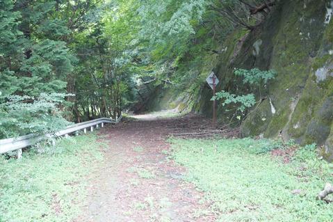 旧鳥坂トンネル2