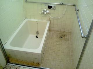 浴室再生工事