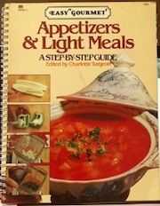 Appetizers & Light Meals, A step-by-step Guide
