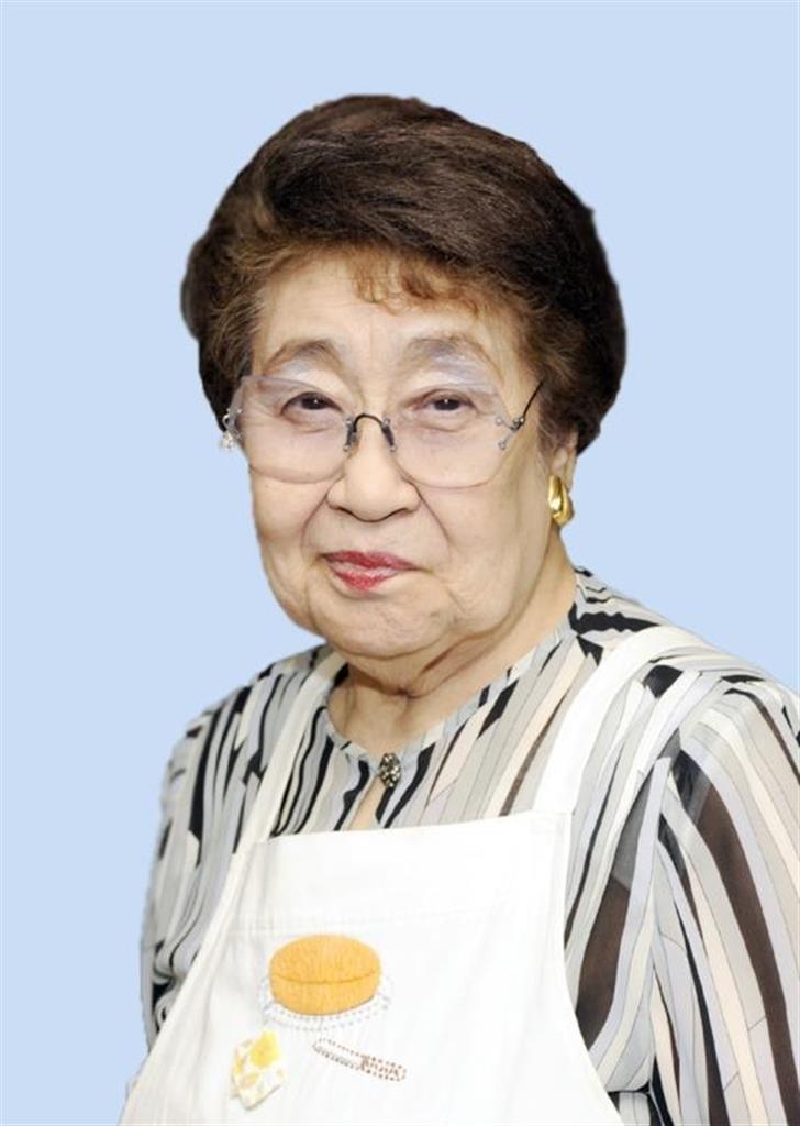 料理研究家のラブおばさんこと城戸崎愛さんが死去…NHK「きょうの料理」に長年出演