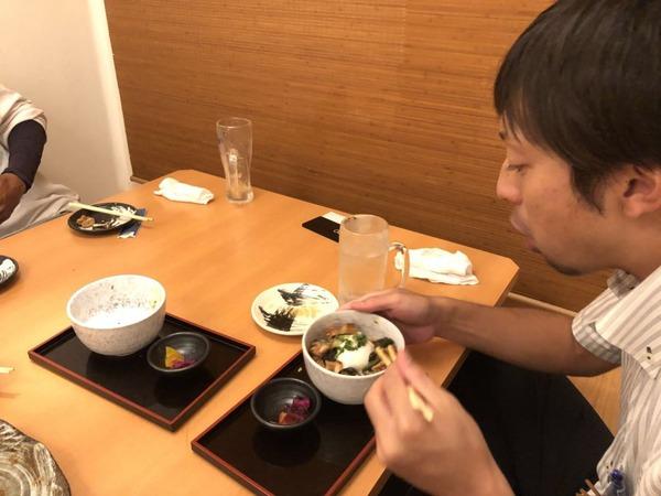 丼チャレンジ