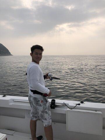 アジ釣り (2)