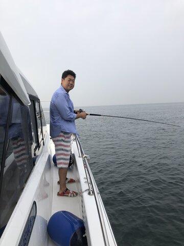 アジ釣り2020.8.3 (1)