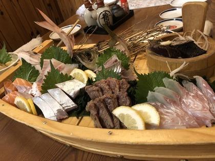 イイダコ釣り反省会 (1)