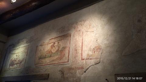 151221-190_ポンペイ遺跡の娼館跡