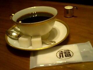 心斎橋そごうの丸福珈琲店