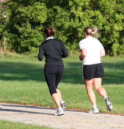ジョギングでダイエット/尾関紀輝 パーソナルトレーナーJoggers