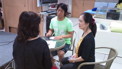 バンコク伊勢丹 ダイエットセミナー 講演講師 Toshiaki Ozeki