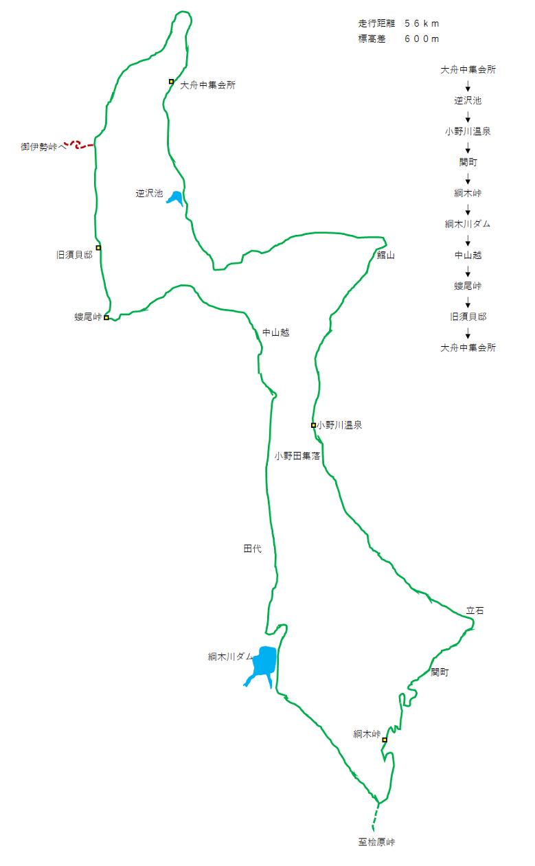 綱木川ダム2020