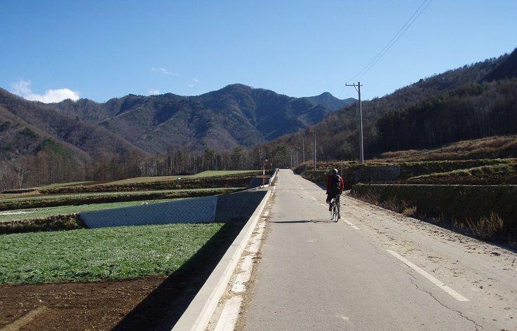 2,秋山から梓川 - コピー