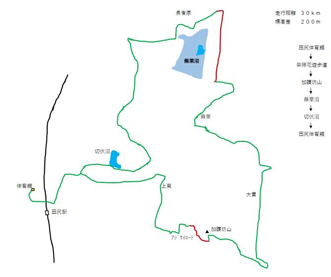 加護坊山2019