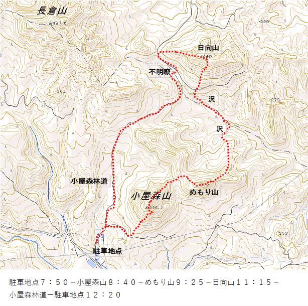 小屋森山2019