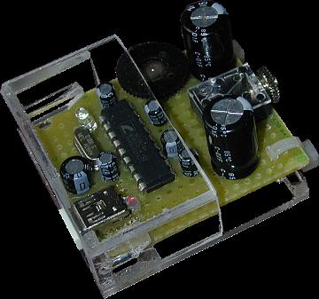 CMS102-A+ 自作基板用アクリルケース