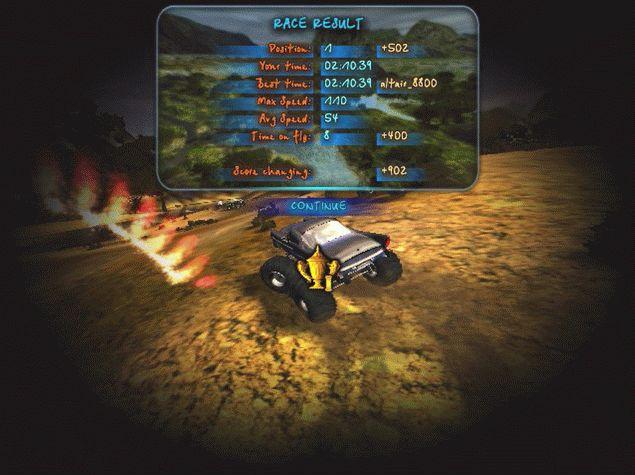 Big Truck4×4(Sprint Race Process9)