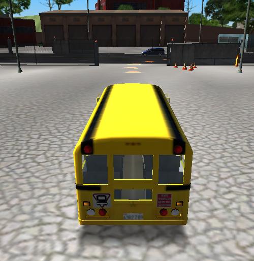 BUSドライバー(運転1)