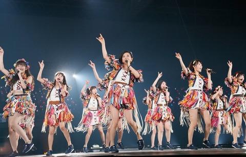 HKT48 指原団長のサーカス演出春ライブツアーDVD&Blu-ray BOX詳細発表