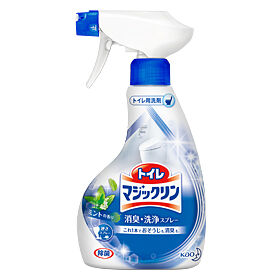 トイレマジックリン 消臭・洗浄スプレー ミントの香り
