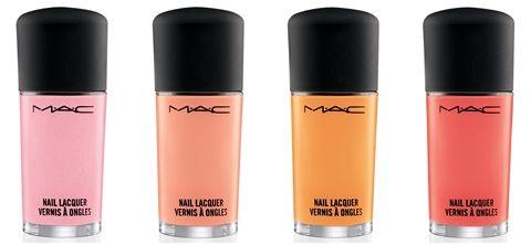 M・A・C オレンジ All About Orange ネイル ラッカー