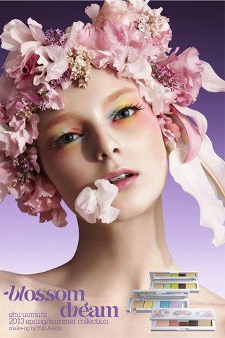 シュウ ウエムラ Spring/Summerコレクション blossom dream ブロッサム ドリーム