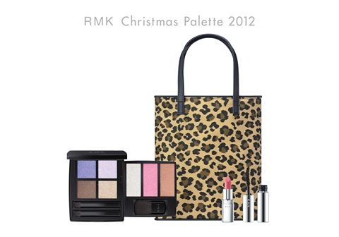 RMK クリスマスパレット クリスマス コフレ アイシャドウ 画像