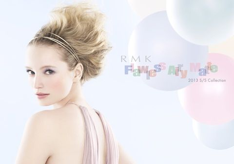 RMK Flawless Airy Matte 2013SSコレクション