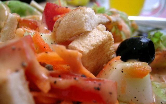 毎日おいしいサラダ レシピ 画像 浜内千波 日本文芸社