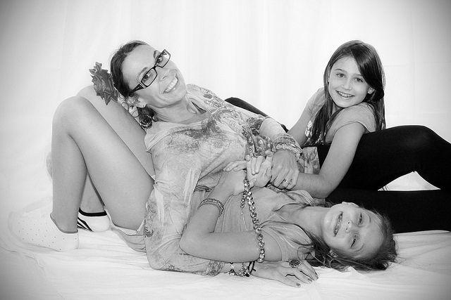 母から娘に伝えたい女性の美学 画像 ルシア・ヴァンダーポスト