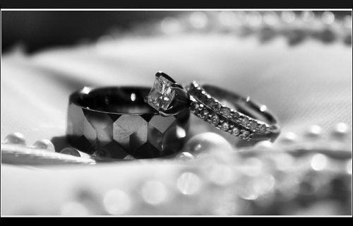 Wedding Ring By Lel4nd