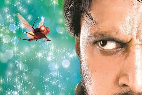 オマッキー 映画 ハエ インド ラブストーリー S・S・ラージャマウリ ナーニ スディープ サマンサ アンプラグド たけうちんぐ