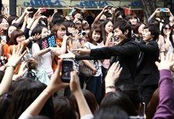 Mr.アイドル ラ・ヒチャン チ・ヒョヌ パク・ジェボム チャン・ソウォン キム・レンディ キム・スロ ポニーキャニオン Mr.Idol