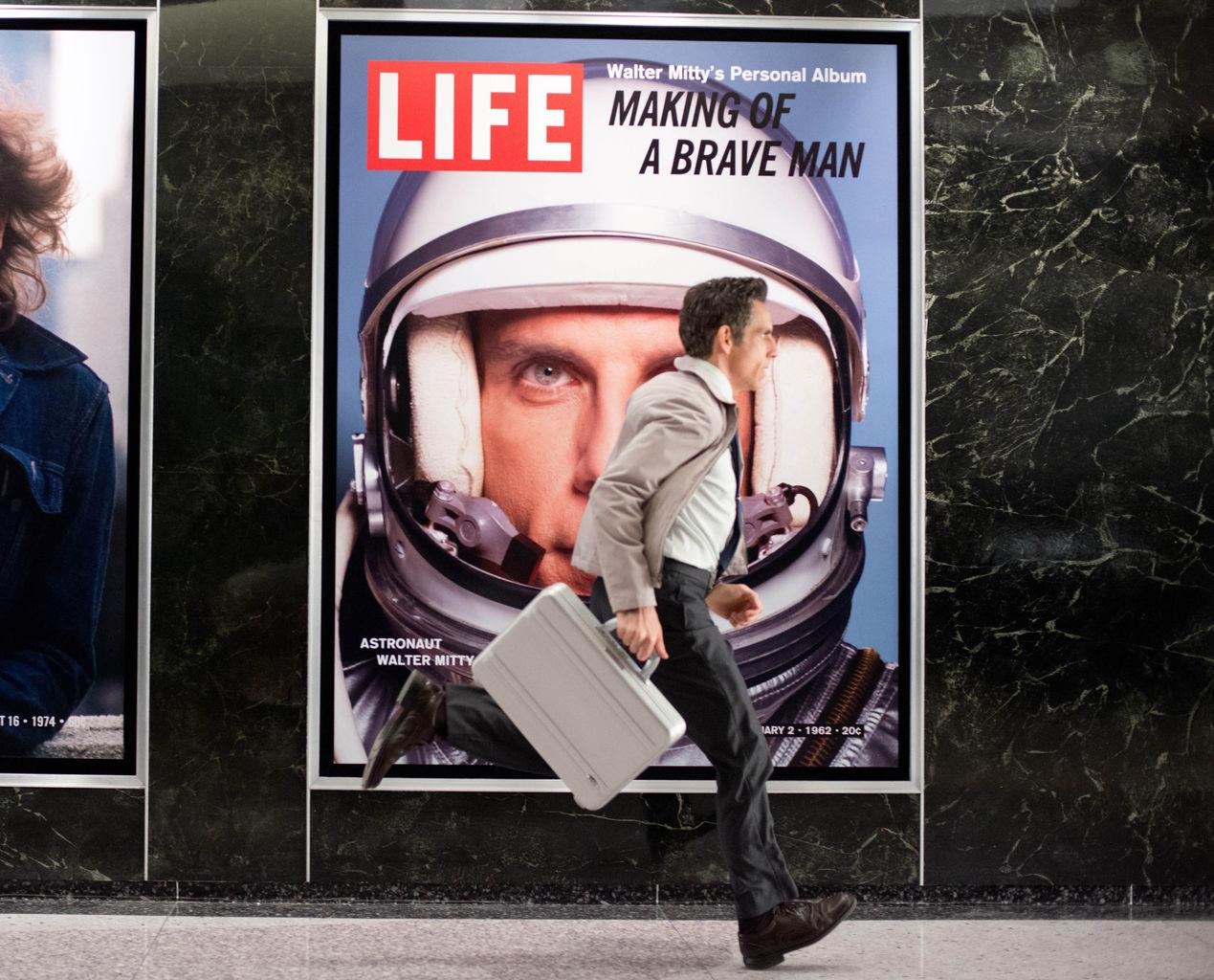 たけうちんぐ 映画 死ぬまでには観ておきたい映画のこと LIFE! ベン・スティラー ショーン・ペン クリステン・ウィグ シャーリー・マクレーン アダム・スコット パットン・オズワルト キャスリン・ハーン 20世紀フォックス映画 アドベンチャー 空想 現実 ユーモア 人生 ラブロマンス ヒーロー