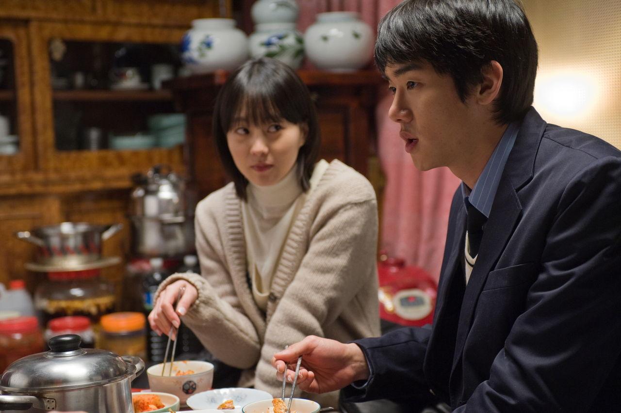 短い記憶 映画 画像 韓国映画 ソウルインディペンデント映画祭 ミン・ヨングン ユ・ダイン ユ・ヨンソク