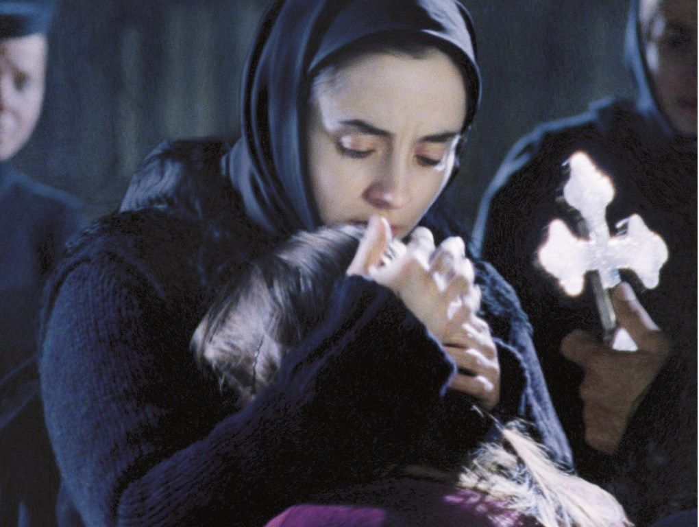 汚れなき祈り クリスティアン・ムンジウ コスミナ・ストラタン クリスティナ・フルトゥル ヴァレリウ・アンドリウツァ ダナ・タパラガ マジックアワー