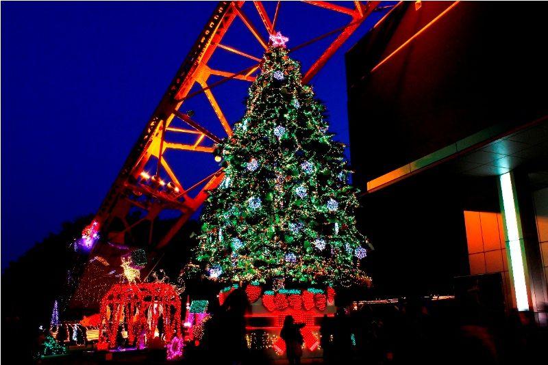 TOKYO TOWER クリスマスイルミネーション2012