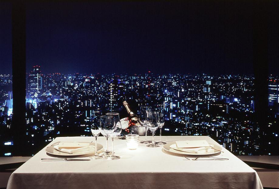 セルリアンタワー東急ホテル タワーズレストラン クーカーニョ ローラン・ジャナン