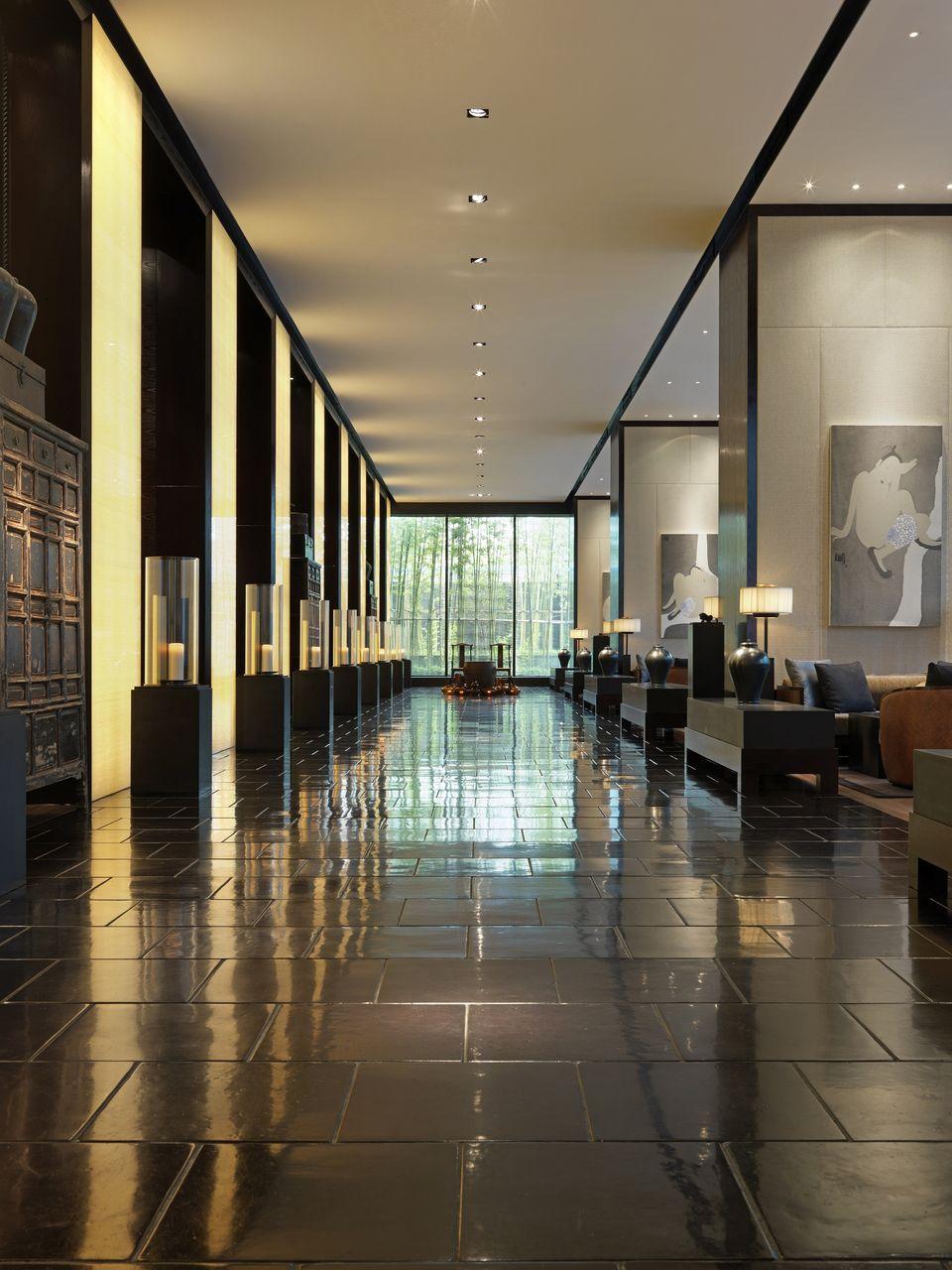 ザ・プリ ホテル アンド スパ 中国 上海 画像 旅行 デザイナーズホテル スパ