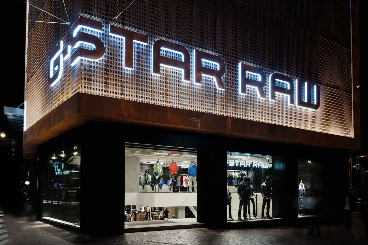 G-Star RAW1_Store6_G-Star RAW Store Hong Kong Leighton Road