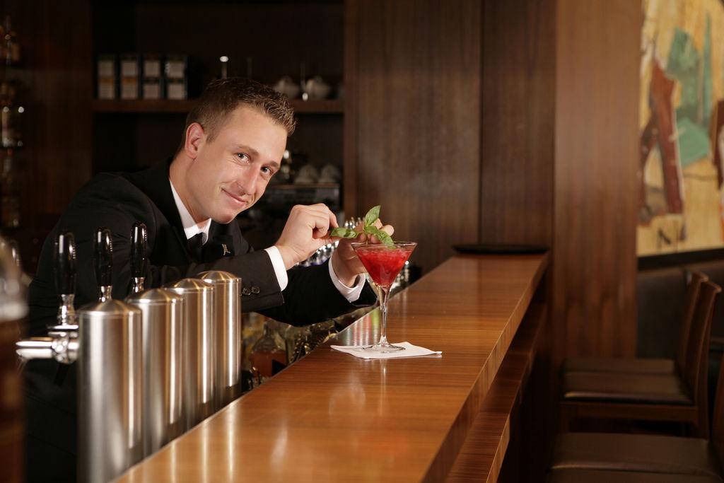 Lutèce Bar By Hotel Concorde Berlin