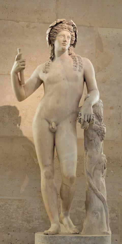 Dionysos Louvre Ma87