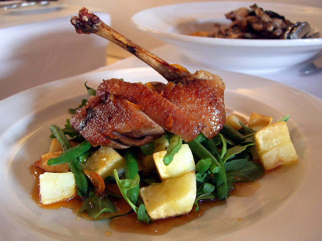 Duck Fillet - Annie Smithers Bistrot By avlxyz