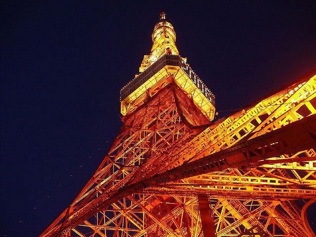 tokyo-tower By kobakou