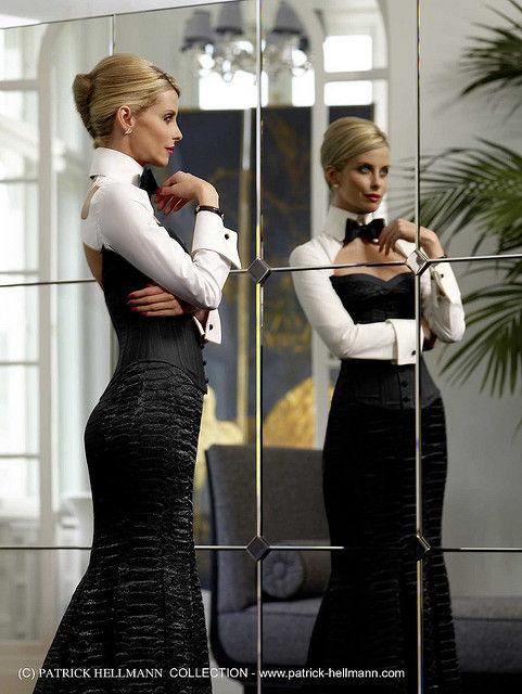PATRICK HELLMANN COLECTION Haute Couture By Menachim CZertok