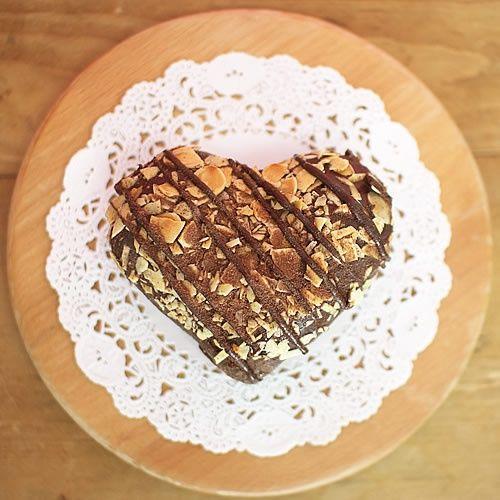 ソーシャルギフトOkkru オックル 500円の義理チョコ風の本命チョコ