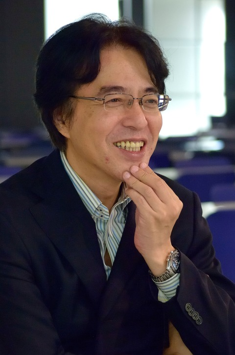 山路徹 インタビュー AM編集部
