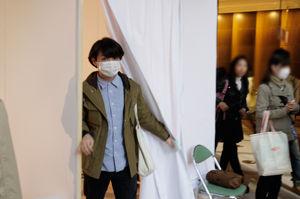少年アヤちゃん 東京散歩 六本木アートナイト