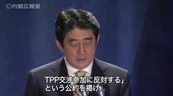 TPP自民党